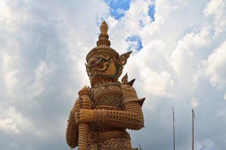 Giant Statue in Thailand photo