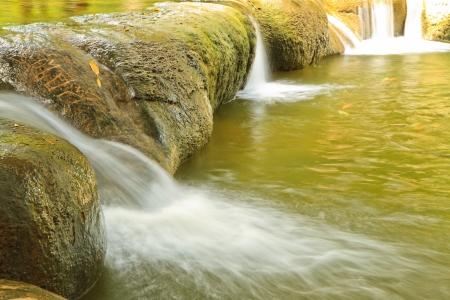 Jetsawnoy Waterfall, saraburi, Thailand