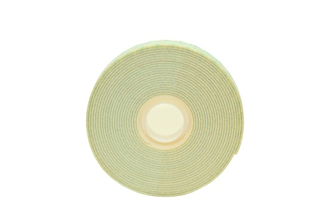 roll of masking tape isolated on white photo