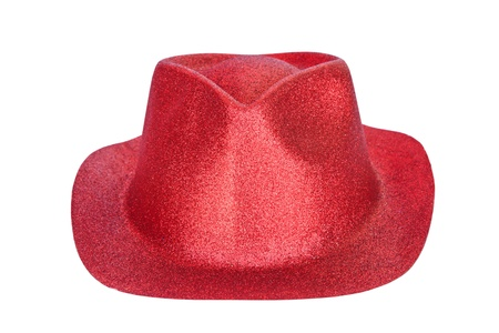 fantacy: The fantacy hat isolated on a white background Stock Photo