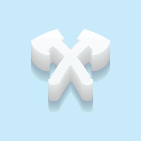 ax: Ax Icon, Ax Icon , Ax Icon Vector
