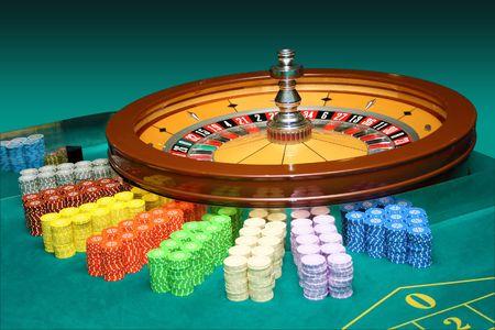Roulette photo