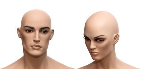 head toy: Plastic dolls