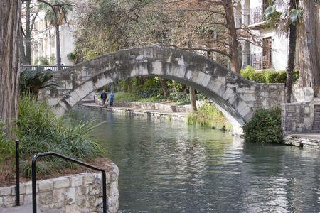 antonio: San Antonio River Walk Bridge