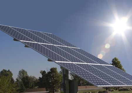 array: Solar Panel Array