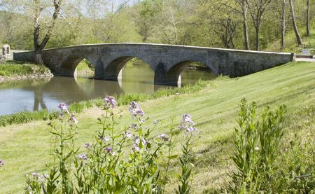 Burnsides Bridge at Antietam