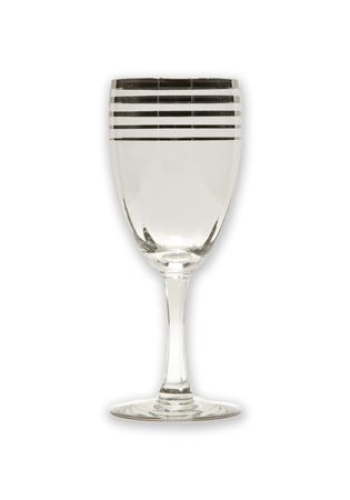 Collectible Wineglass from the 1920s