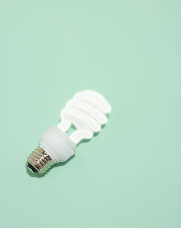 Energy Efficient Compact Fluorescent Bulb