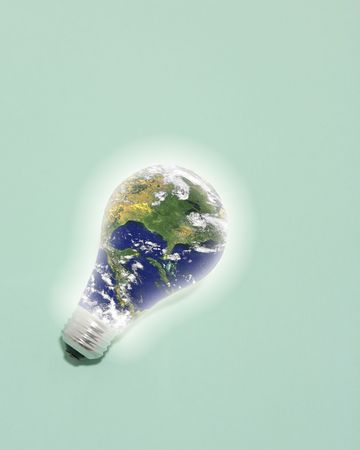 Earth Bulb - Conservation