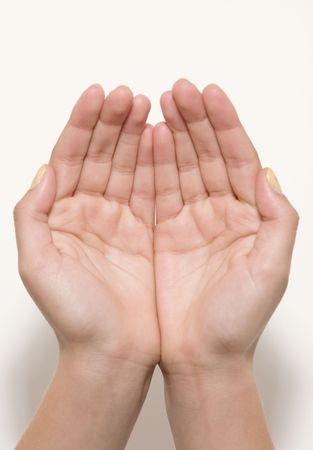 Slender Hands
