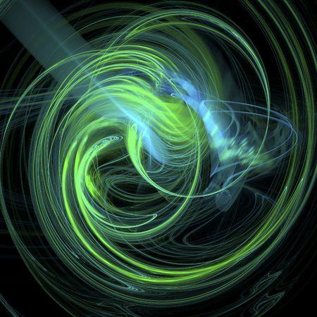 Swirling Galaxt Stok Fotoğraf