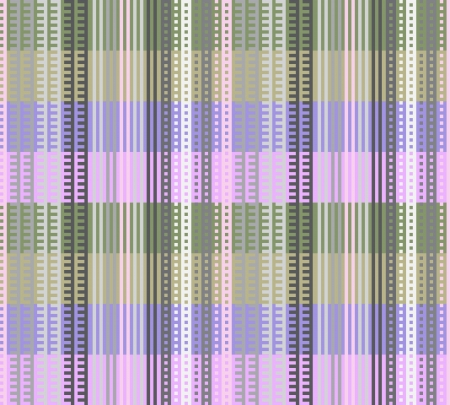 striped pattern with pastel tones Vector