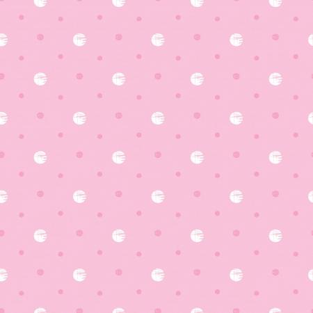 seamless point de polka avec des tons pastel Vecteurs