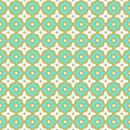 Seamless pattern ceramic tile design