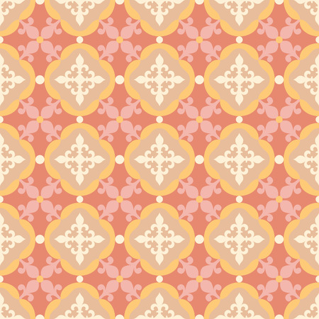 spanish tile: Seamless pattern. Portuguese, Moroccan, Spanish tile