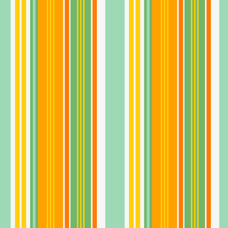 Striped seamless pattern. Colorful bold line vector background. Cheerful colors with funny stripes