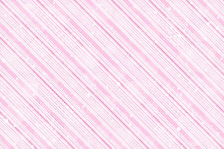 Pink background stripe design, Valentine's day, love concept, seamless graphic texture Ilustração