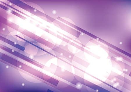 Abstract shiny purple background Illustration