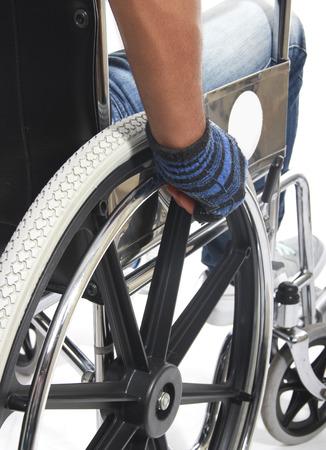 silla de ruedas: Puedo con todo