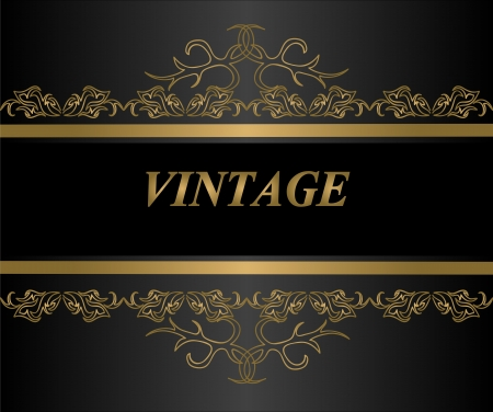 Vintage background  Vector ESP10 Vector