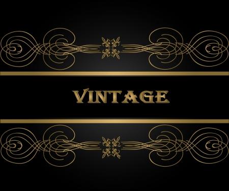 Vintage background  Vector ESP10