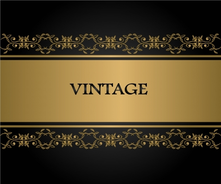 Vintage background  Vector ESP10 Stock Vector - 17547996