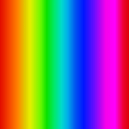 Color Spectrum Bars Background  Vector