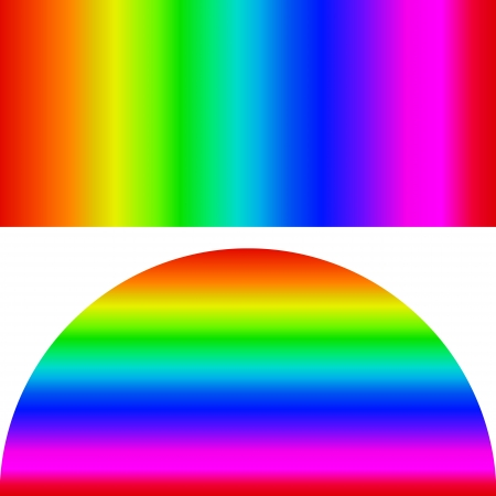 Color Spectrum Bars Background  Vector Vector