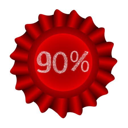 Red Label-90%