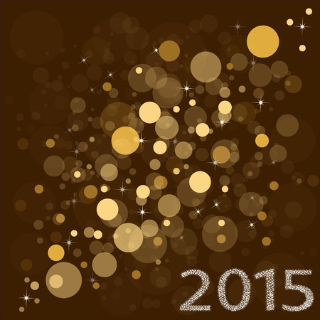 happy new year banner: Merry Christmas and Happy New Year Banner. Vector Illustration