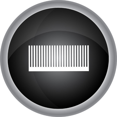 hairdressing: Hairdressing objects icon. Vector Illustration