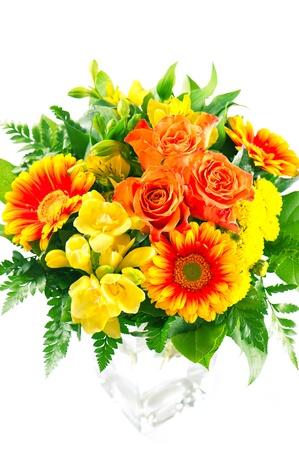 Strau? bunter Blumen