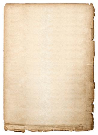 오래된 종이 시트 스톡 콘텐츠 - 27503879