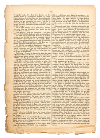 orthographic: grunge page of undefined antique book with german text, Berlin, Germany, circa 1912