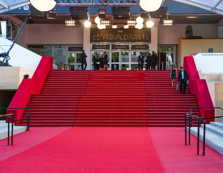 Palais des Festivals during the 65th Annual Cannes Film Festival on May 23, 2012 in Cannes, France