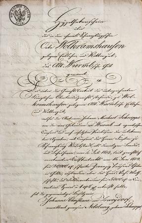 old undefined handwritten text  antique manuscript  vintage letter  grunge background