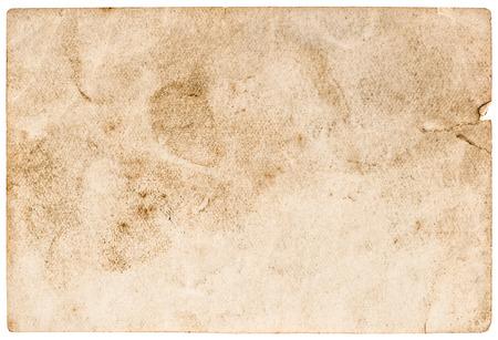 使用される用紙の背景を汚します。グランジ素朴な質感