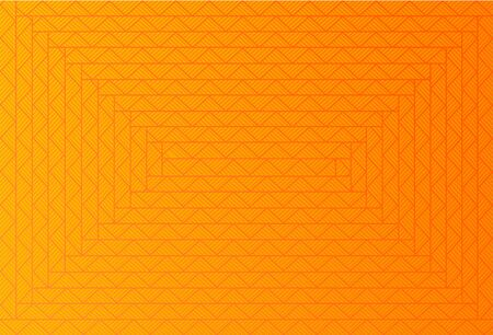 Tropical abstract geometric background. African zigzag vector pattern Illustration