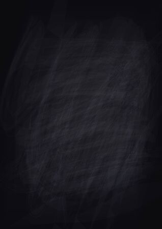 Abstract background with chalk board texture. Black Banque d'images