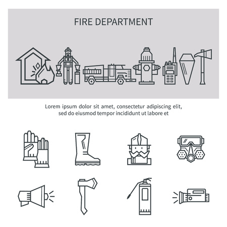 Fire deportament seamless pattern the flame firefighter fire flame truck fire extinguisher firefighter suitable colourmoves