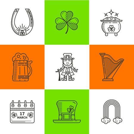 st patrick s day: St. Patrick s Day set