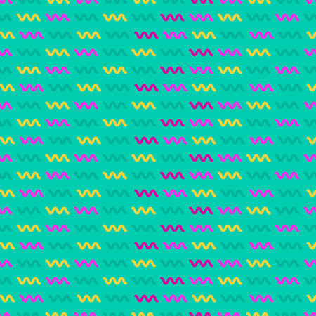 promotional products: Seamless abstract pattern of simple geometric shapes. Suitable for design of cards, invitations, backgrounds for websites, promotional products.