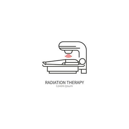 Radiation therapy logo
