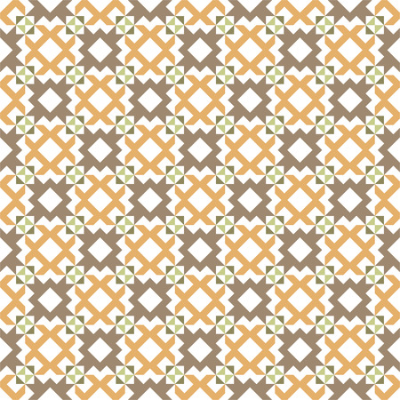 Seamless geometric pattern, abstract background for textiles, interior design, for book design, website background Vector
