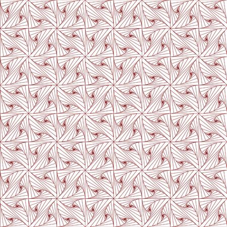 Vector illustration of a 3D pattern
