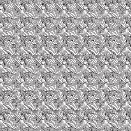 Vector illustration of a gradient beautiful pattern Illustration