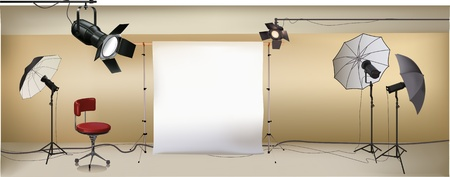 tripods: vector studio