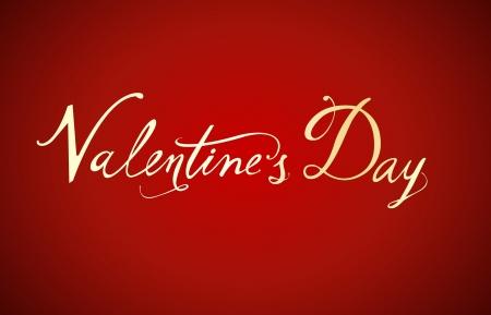 Valentine s Day type text
