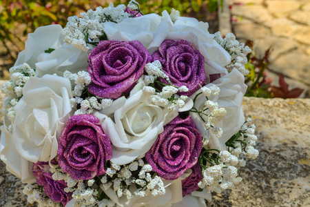 factitious: Bouquet wedding