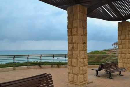 seafront: Netanya Seafront, Israel